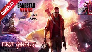 GANGSTER VEGAS 4 ~ ANDROID DEVICE GAMEPLAY 2018 NEW UPDATE MODE GAME.