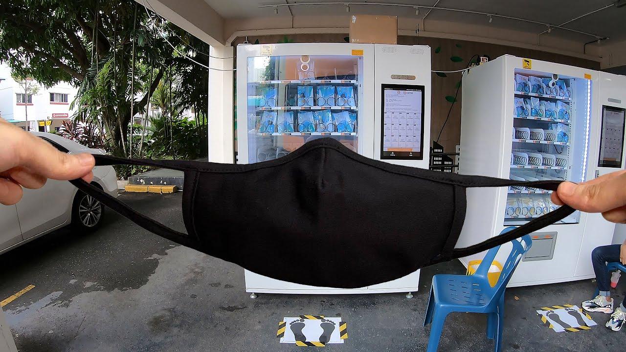 Vending Machine berbisnis tepat dalam era New Normal