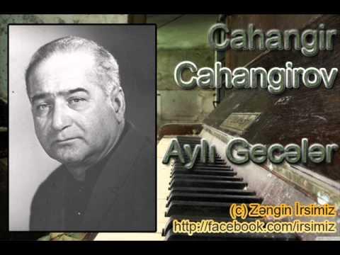 Cahangir Cahangirov ~ Aylı gecələr🌙 (cover by Aynura Abd & Sarkhan)