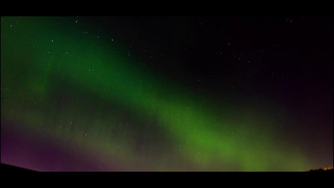 NORTHERN LIGHTS - Aurora Borealis - Canada | Regina Saskatchewan | May 14th  2019 | Solar Storm KP 7