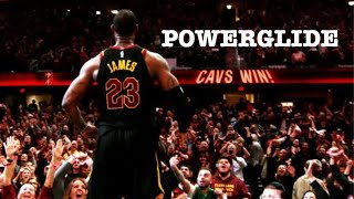 "lebron james mix powerglide"" 2018"