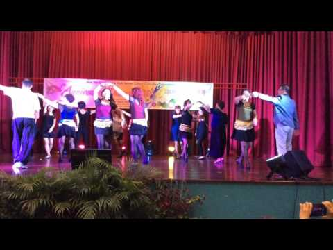 美酒加咖啡 Mei Jiu Jia Ka Fei - Line Dance Performance 23/4/16