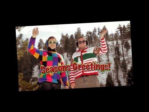 Sweater Weather - A Winter Anthem - Satire Comedy Rap