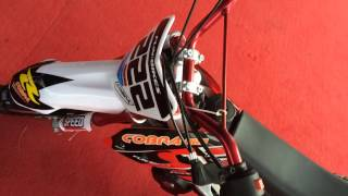 50cc 4-stroke KXD dirt bike