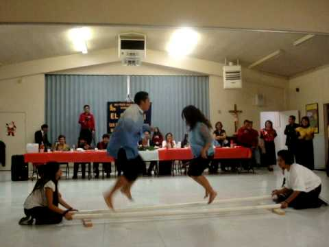 El Shaddai San Diego Chapter Youth Ministry Dec. 2008