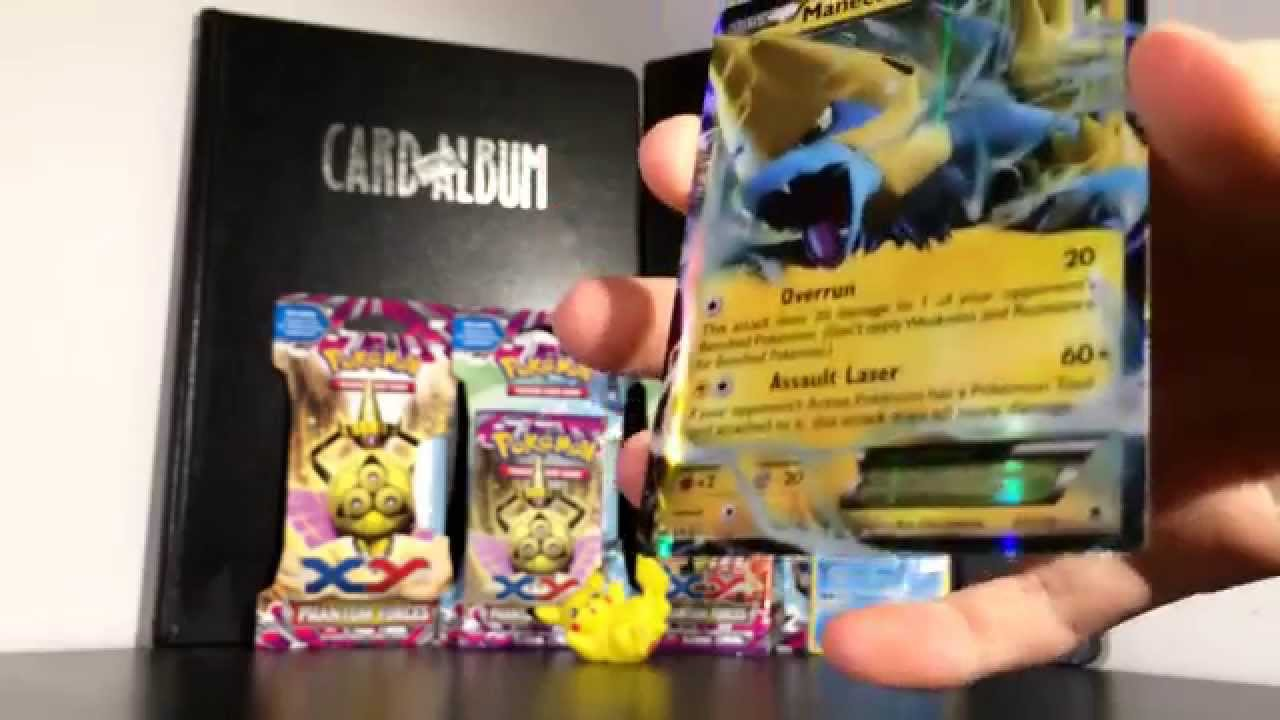 Best Pokemon Packs In The Whole World 4 Of Phantom Forces Ex Pulls You