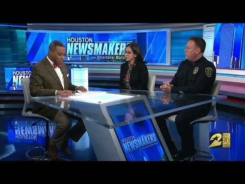 Houston Newsmakers: Urban Legends And Houston's Human Trafficking Problem