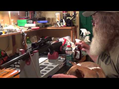 Ruger 10/22 Cleaning Methods