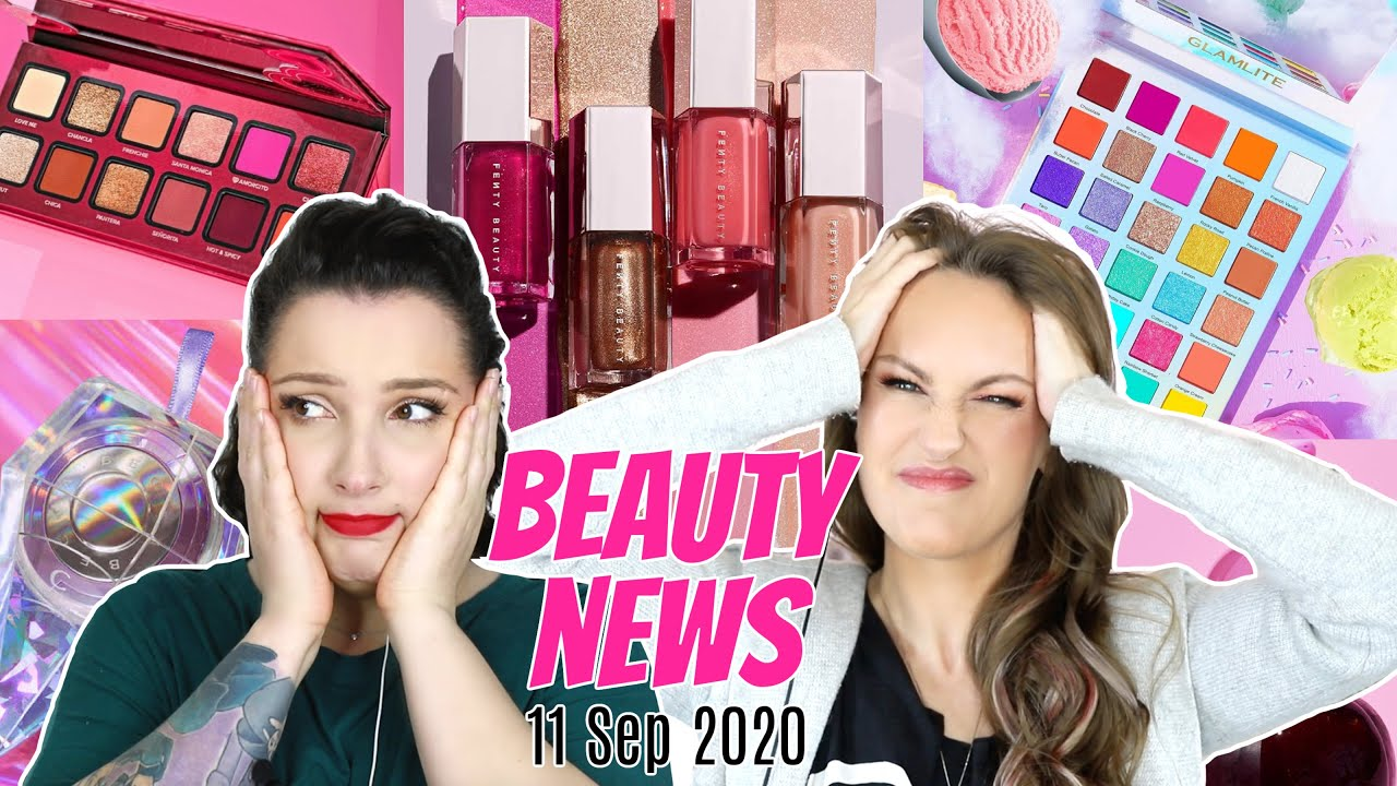 BEAUTY NEWS - 11 September 2020   These Brands Need A Nap Ep. 276