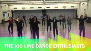 line dance africa bum bum