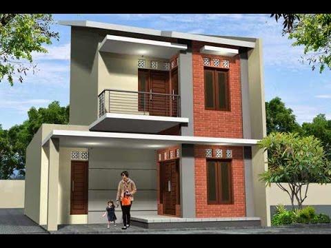 Denah Rumah  Type  36 72  Desain Rumah  Minimalis Type  36 72