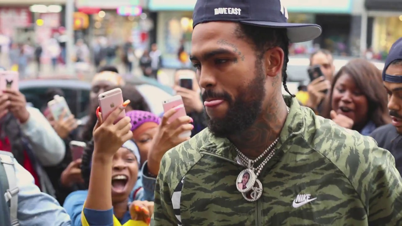 New Era x Dave East - New York Fitted release event - YouTube d297c84dc79