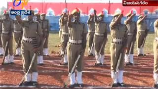 Women Excise Constable Traning  Period Completed in Vizianagaram