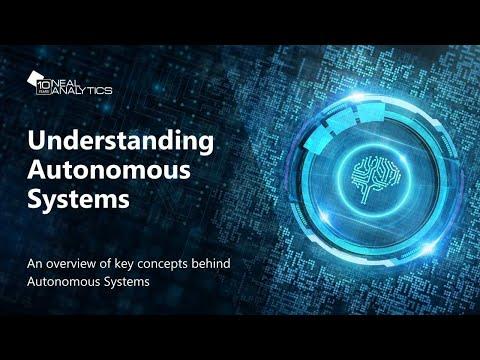 Autonomous Systems - Quick intro