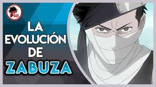 Naruto: Historia y Evolución de ZABUZA MOMOCHI