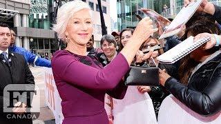 Helen Mirren On Getting Intimate In 'The Leisure Seeker'