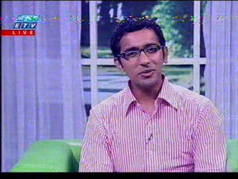 Adnan Mannan - Interview @Ekushey TV