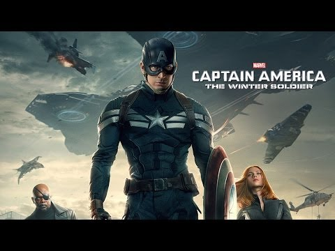 Captain America: The Winter Soldier trailers