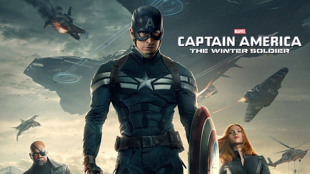 Marvels Captain America The Winter Soldier Trailer 2 Official