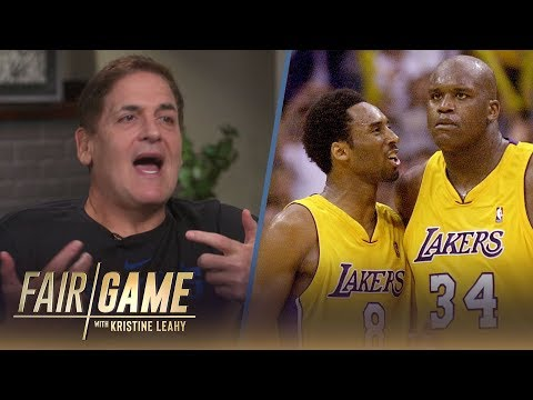 "Kobe and Shaq Nearly Got Traded to Dallas Mavericks, Mark Cuban: ""We Thought It'd Work"" 