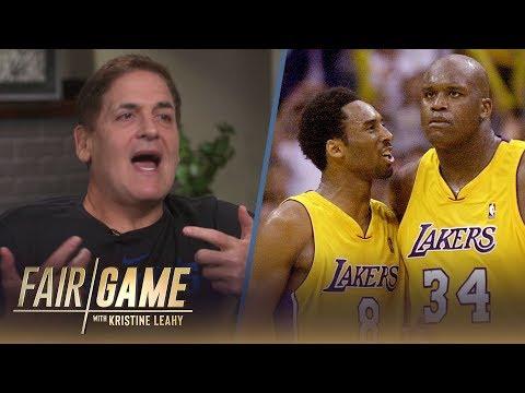"Kobe And Shaq Nearly Got Traded To Dallas Mavericks, Mark Cuban: ""We Thought It'd Work"" | FAIR GAME"
