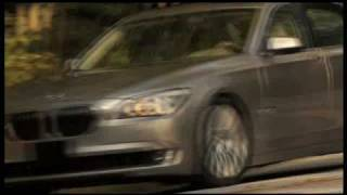 2009 BMW 7 Series F01/F02 - Never Stand Still promotional video