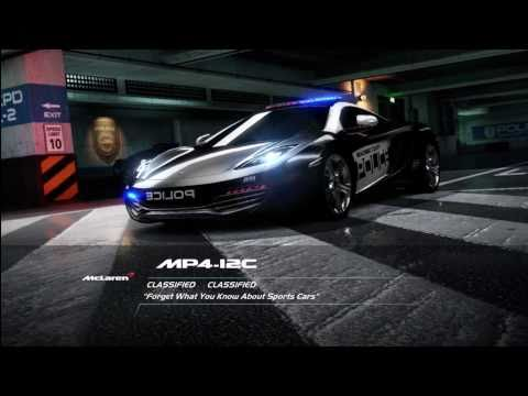 Need For Speed: Hot Pursuit - SCPD - FINAL Mission and End Credits