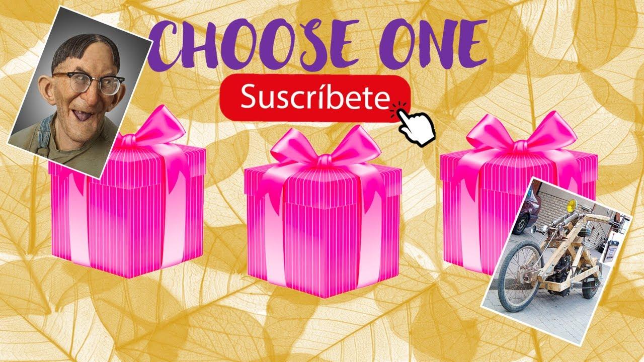 Download CHOOSE YOUR GIFT // ELIGE TU REGALO