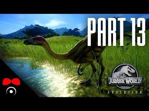 MUSEL JSEM PRODAT T-REXE :( | Jurassic World: Evolution #13