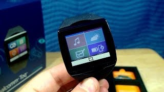 Unboxing & First Impressions: The Qualcomm Toq Smartwatch with Mirasol Display