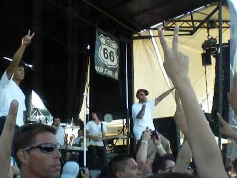 Warped Tour 08 - Gym Class Heroes