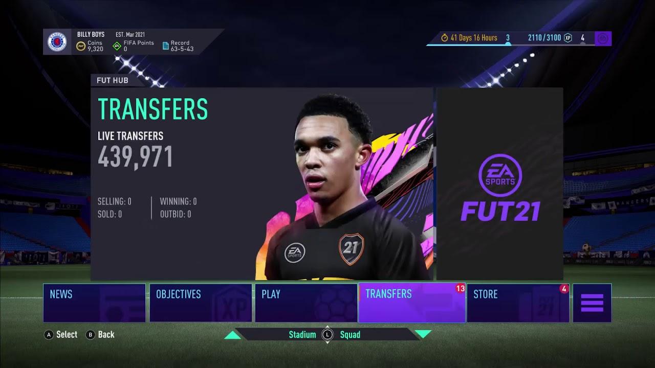 March 27, 2021 at 12:19PM FIFA 21 | FUT | RANGERS
