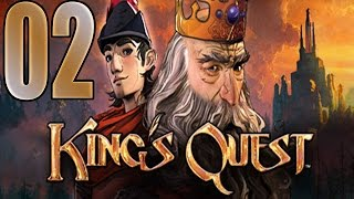 King's Quest - Chapter 1: A Knight to Remember - Walkthrough Part 2  Gameplay - No Commentary