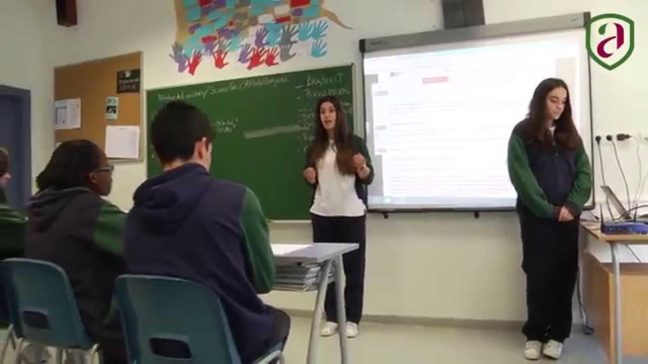 Colegio antamira eso youtube - Tiempo en paracuellos del jarama ...