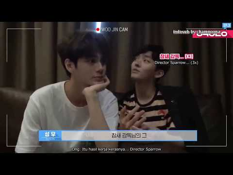 [INDO SUB] Okay Wanna One Ep. 3 오케워너원 Director Sparrow's Close Up Interview in Thailand