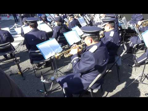 "Yumi Arai ""Rouge no Dengon"" - Japanese Air Force Band"