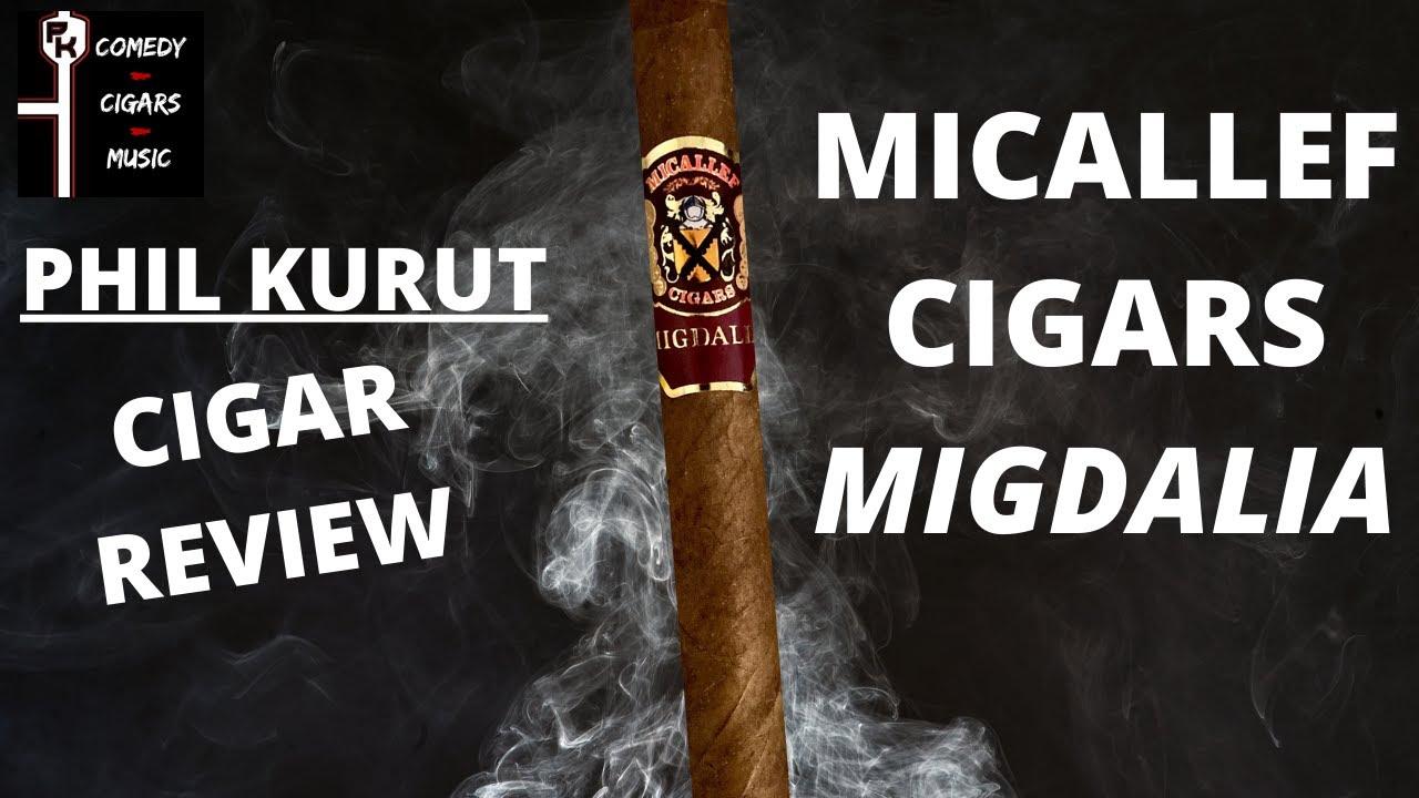 MICALLEF CIGARS MIGDALIA CIGAR REVIEW