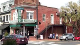 Exploring Fredericksburg Tourism from Above