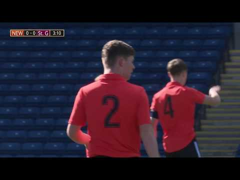 ESFA U18 Colleges' Cup Final Newcastle Under Lyme vs St Charles VI Form College