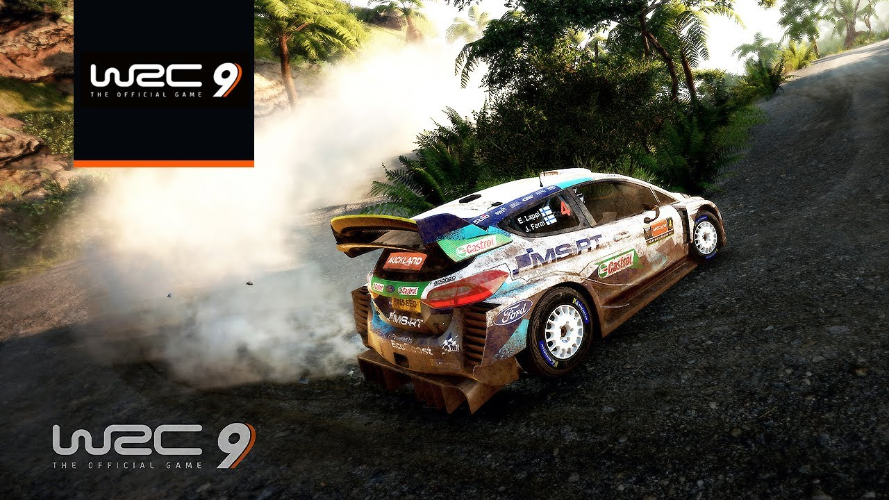 WRC 9 – Gameplay Video | PS5 – YouTube