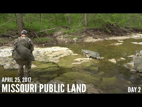Video Blog: Missouri Public Land Day 2
