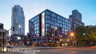Moxy Chicago Downtown Hotel Overview - Chicago River North Hotels Close to Downtown