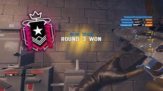 BEST Champion AIM Gameplay - Rainbow Six Siege