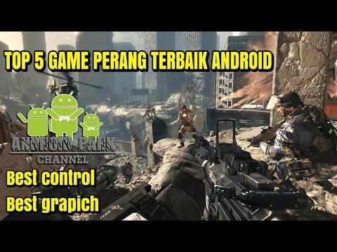 TOP 5 GAME PERANG TERBAIK ANDROID [Top 5 best war game android]