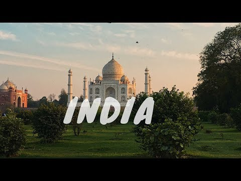 INCREDIBLE INDIA  | GoPro HERO 5 | Travel Video I 1080p HD