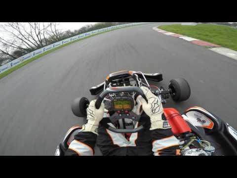 Dhaese Jonathan Karting KZ 125 CRG Mariembourg