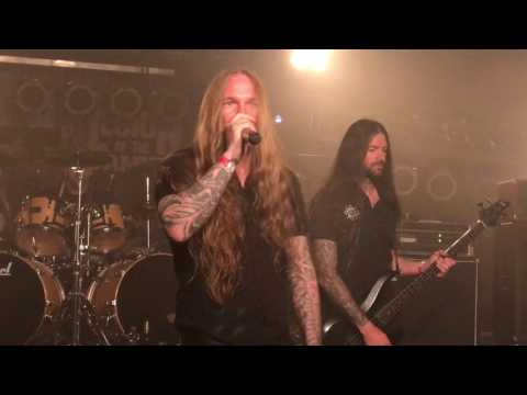 LEGION OF THE DAMNED Live at Chronical Moshers 2017