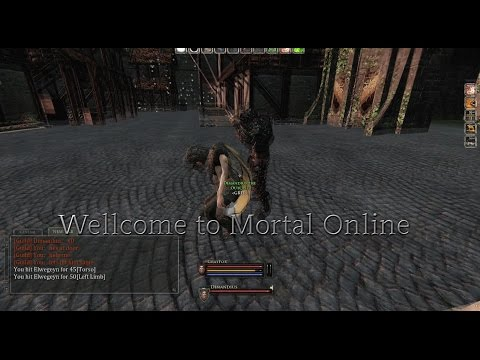 MortalOnline – Wellcome to Mortal Online!