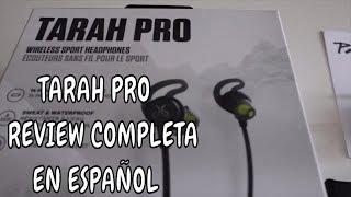 AURICULARES JAYBIRD TARAH PRO - REVIEW EN ESPAÑOL