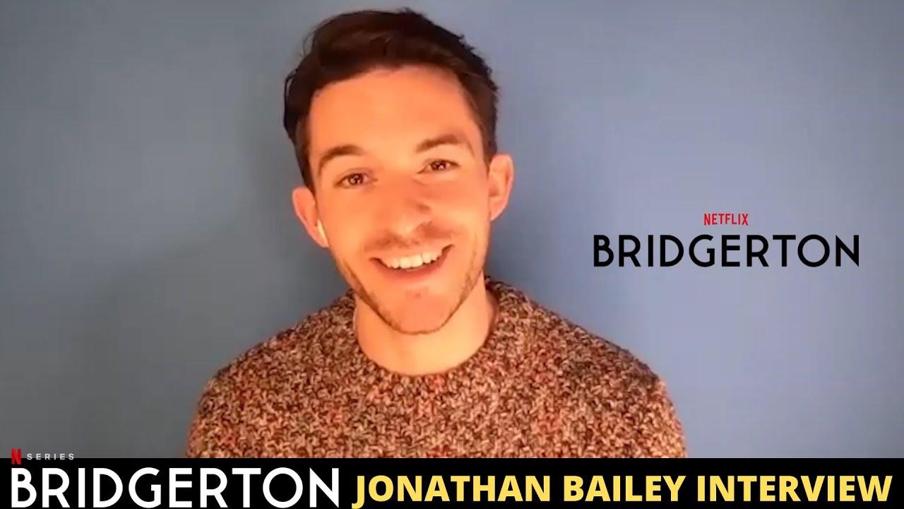 Bridgerton Interview- Jonathan Bailey